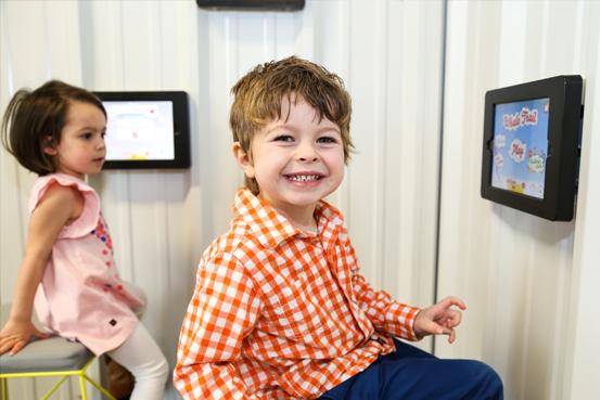 Pediatric dentist   Existing patients
