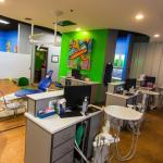 On The Cusp Dentist office - A fun, kid friendly environment.