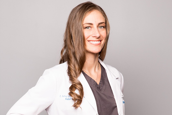 Dr. Ashley Orynich, Pediatric Dentist