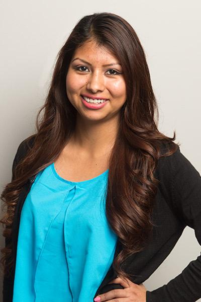 Maria De La O : Financial Coordinator