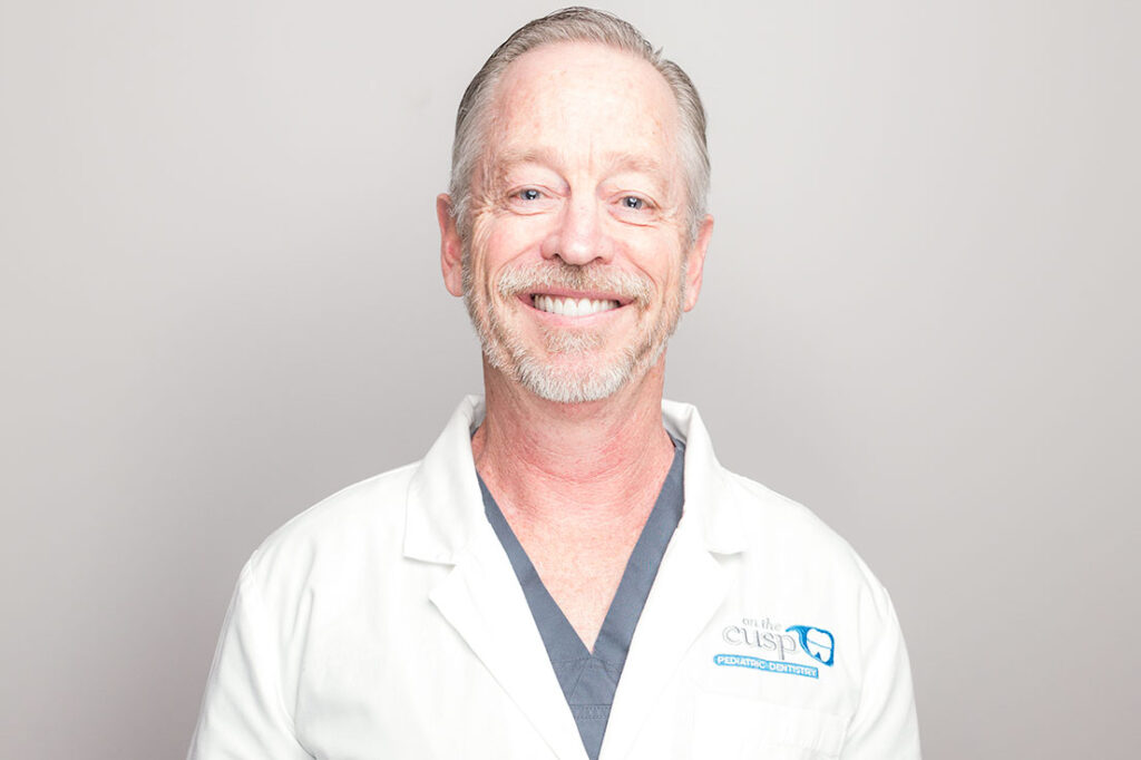 Doctor Kelly Klontz looking happy