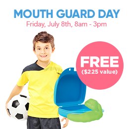 Mouth Guard Day