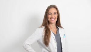 Board Certified Pediatric Dentist Doctor Ashley Orynich smiling