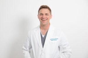 Board Certified Pediatric Dentist Doctor Ryan Roberts smiling